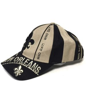 New Orleans Champions Who Dat Baseball Hat